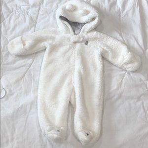Carter's Warm and Cozy Hooded Footies